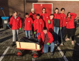 Afvalproject Thuis @ Rigtersbleek