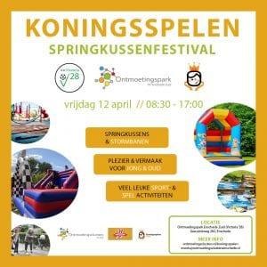 Koningsspelen Enschede Zuid (post)