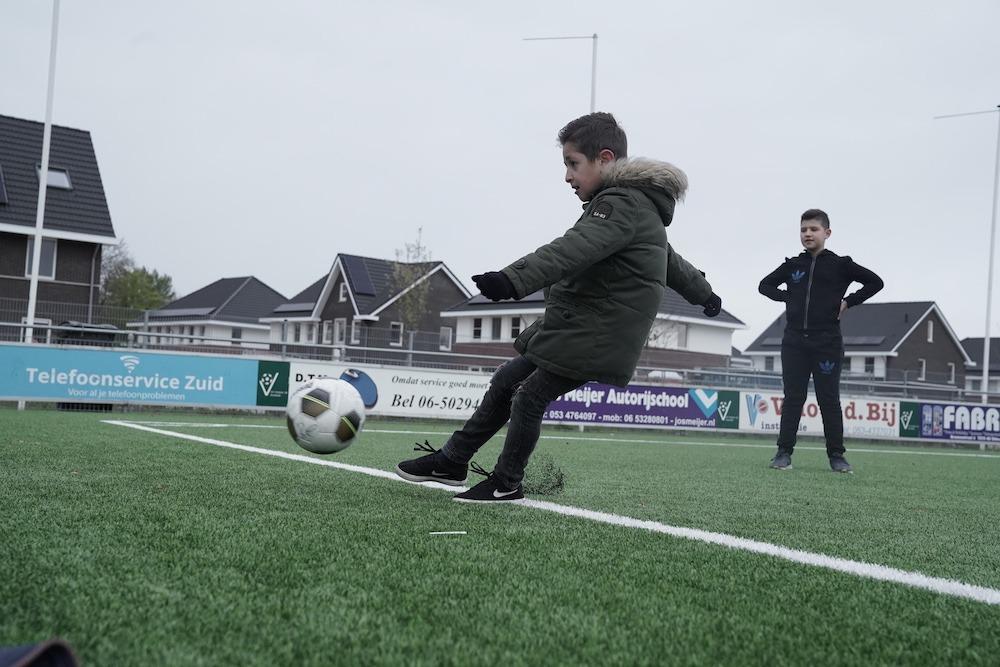 Koningsspelen Ontmoetingspark Enschede Zuid
