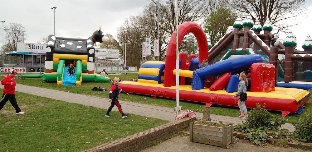 Koningsspelen Ontmoetingspark Schreurserve