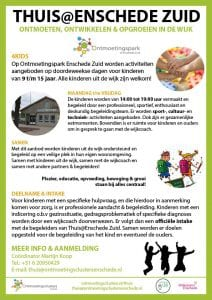 Thuis @ Enschede Zuid (2019)