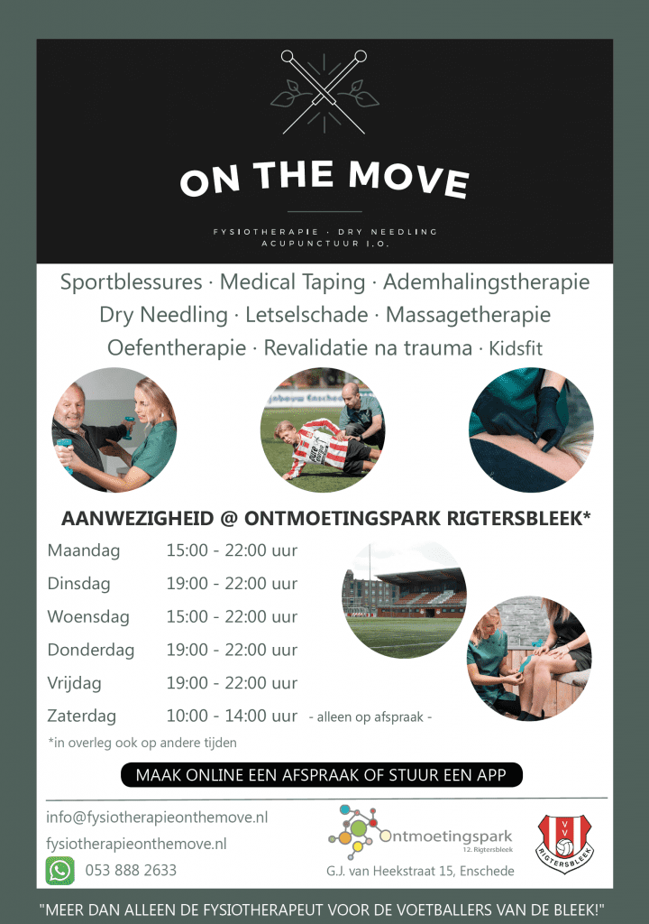 Fysiotherapie On The Move