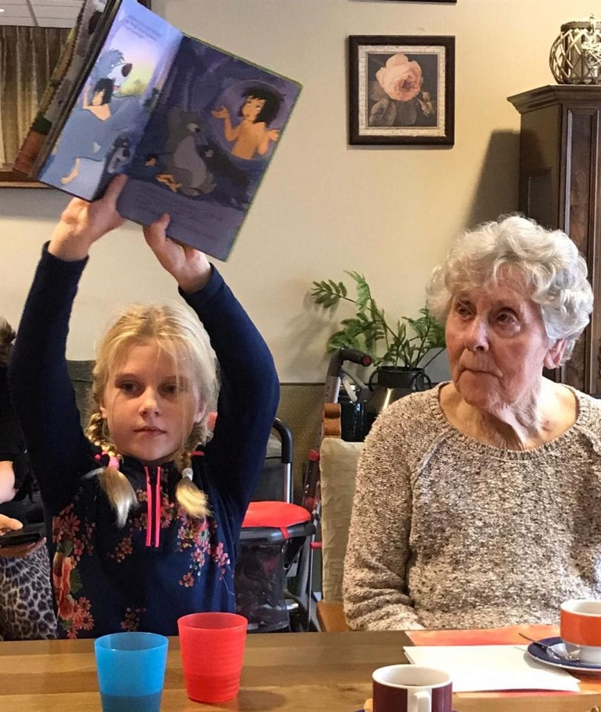 Kinderboekenweek Liberein 2019
