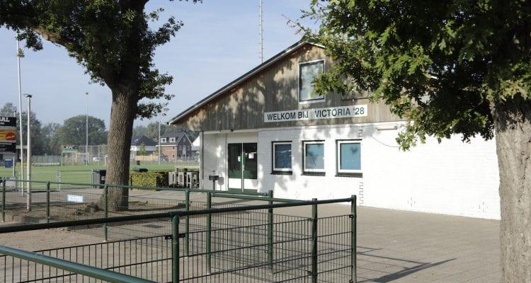 Ontmoetingspark Enschede Zuid Hoofdgebouw Victoria '28