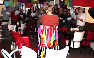 IMG_3867 kopie Pensioenfeestje Ellen ROC van Twente