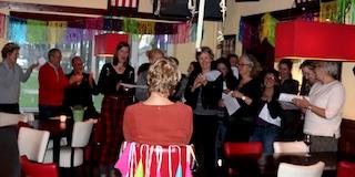IMG_3875 kopie Pensioenfeestje Ellen ROC van Twente