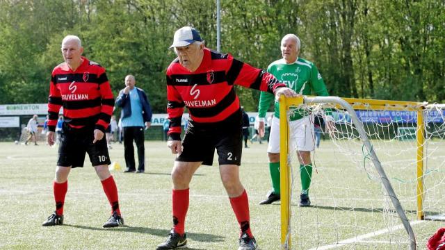 Walking Football Enschede