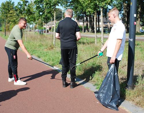 Opschoondag G-voetbal (afvalproject, 19-09-2020) 12
