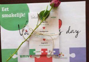 Univé Valentijnsdiner